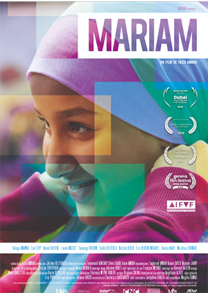 poster Mariam ● by Faiza Ambah (Official Trailer)